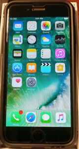 Iphone 6 16GB Mint Condition- Case included w/Box/Charger