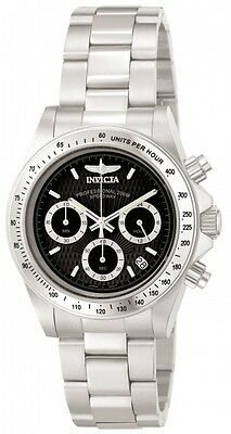 $71.95 - Invicta Men's Speedway Chronograph 200m Quartz  Stainless Steel Watch 9223