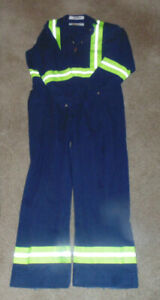 Used Professional Coveralls, Overalls and Shop Coats