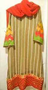 Desi shalwar qamiz suits party/casual wear Kitchener / Waterloo Kitchener Area image 3