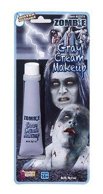 Zombie Grey Tube Makeup