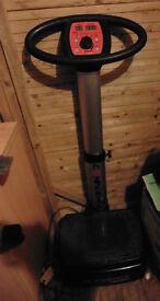 CONFIDENCE vibrafit vibrating machine gym equipment