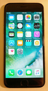 16GB Black/ Gray IPhone 6 with Rogers/ChatR