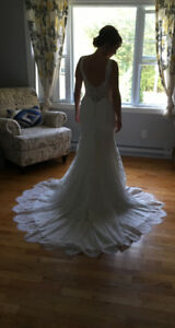 Allure Bridal 9412 wedding dress