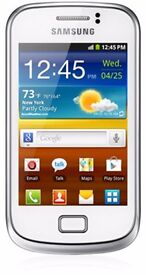 Samsung galaxy mini 2 s6500 unlocked any network ***good condition***50% off sale cheap smart phone