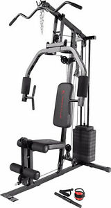 WANTED HOME GYM