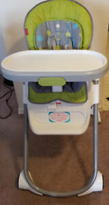 Fisher-price 4 in 1 High Chair - $85
