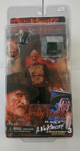 A Nightmare on Elm Street 3 Freddy Kruger by Neca