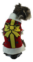 Christmas Dog Sweaters! Free Delivery in Calgary.