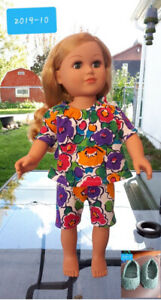 Handcrafted AG Doll and My Life Doll Clothes