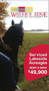 Serviced Lakeside Lots at Lucien Lake- Welcome to the Lake! Regina Regina Area image 5