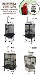Premium Bird Cage Parrot Cage Parrot Stand Bird Toy for Sale