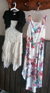 Gently Used Girl's Dresses