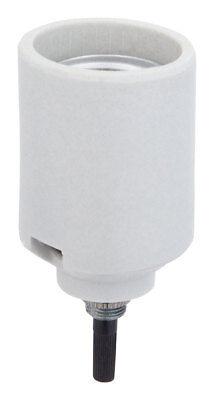 Bottom Turn Knob Socket -  Bottom Turn Knob Porcelain Lamp Socket