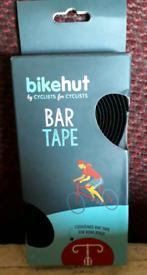 Handlebar tape and end caps