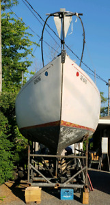 Sail boat for sale Or trade for power boat