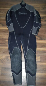 MARES ISOTherm 6.5mm semidry suit