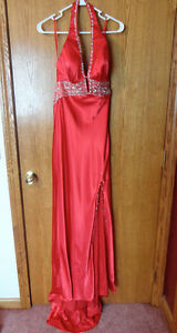 Beautiful Red Dress For Sale!