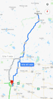 Fort McMurray to Edmonton Rideshare
