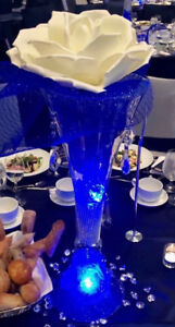 Wedding Centrepiece Containers