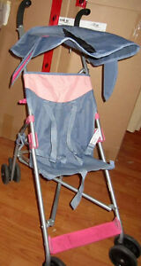"█ Travel (""umbrella"") stroller (like new) █"