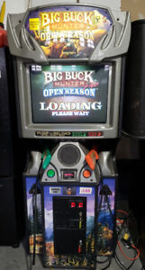 Big Buck Hunter - Open Season Pro (arcade)