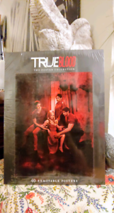 40 TRUE BLOOD POSTERS 15$