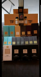 Tom Ford, Creed and other Niche Fragrances for sale