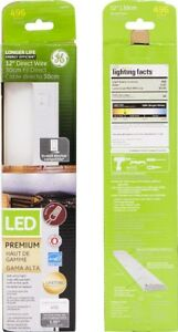 GE Premium LED Under Cabinet Light Fixtures - New in box