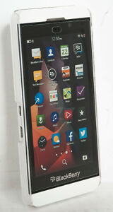 This is a brand new BlackBerry Z10 White16GB Unlocked Smartphone