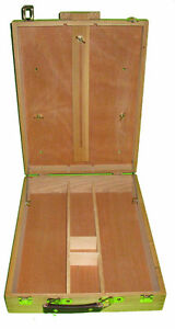 Chevalet Valise / Desktop Painting Easel
