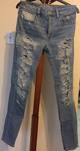 Jean items for sale (Guess, American Eagle)
