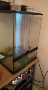 Reptile tank