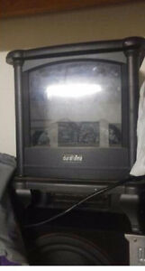 Duraflame fire place