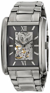 MENS WATCH with CLEAR FRONT & BACK TO SEE MECHANICAL WORKINGS Belleville Belleville Area image 1