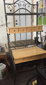 Baker's Rack / Microwave Stand
