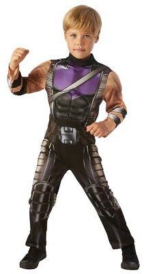 Hawkeye Avengers Assemble Kinderkostüm NEU