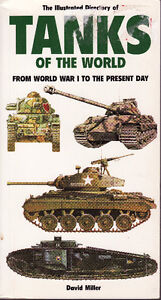 The Illustrated Directory of TANKS OF THE WORLD Cambridge Kitchener Area image 1