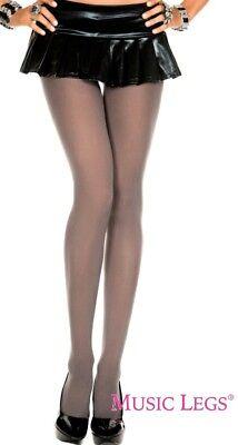 Dove Costume (Opaque Tights Plus Size Dove Grey 70 Denier New Women's Queen Size 747Q)