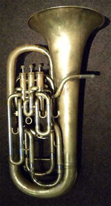Boosey and hawkes imperial euphonium