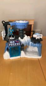 Imaginex Bundle - Mr Freeze's Lair