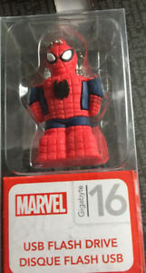 Marvel (Spiderman) USB Flash Drive 16GB