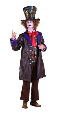 Hutmacher Had Matter Alice im Wunderland Steampunk Halloween Anzug Kostüm - Punk Alice Kostüm