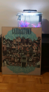 Large Wooden Cabbagetown picture
