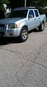 2001 Nissan Frontier super charge Pickup Truck