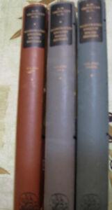 Illustrated English Social History 3 volumes
