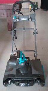 YARD WORKS ELECTRIC SNOW THROWER ((( NEW ))