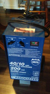 ASSOCIATED Battery Charger