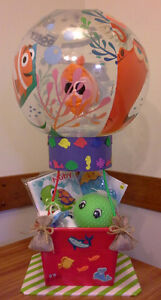 UP UP AND AWAY BABY SHOWER GIFT