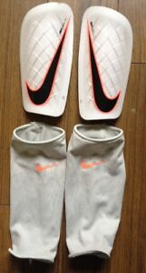 A pair of Nike Mercurial Lite Shin Guards, $8 for sale